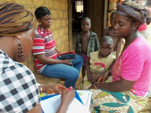 Health Education in Liberia