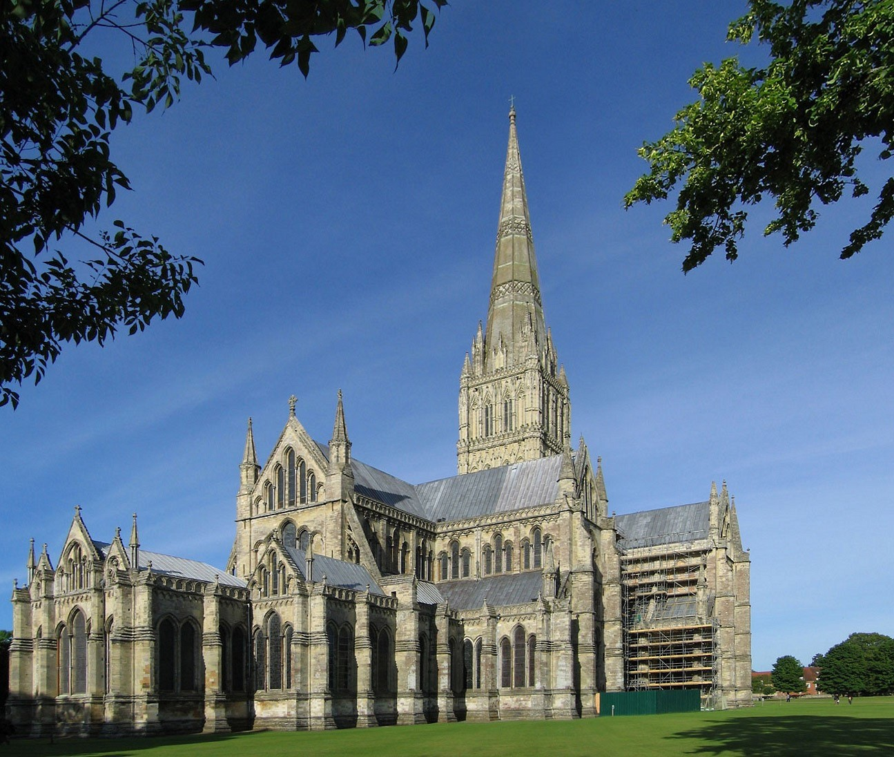salisbury+cathedral