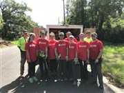 UNC-Charlotte Disaster Response Trip