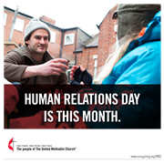 Human Relations Day Sunday is January 14th