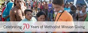 Celebrating 70 years of The Advance: God's love at work in social justice