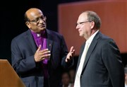 The United Methodist Church, Moravian Church in North America move closer to full communion