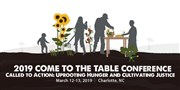 2019 Come to the Table Conference