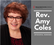 Delegation Endorses Amy Coles as Episcopal Nominee