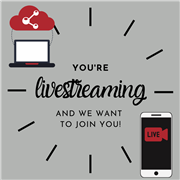 Help People Find Your Livestream - Join the Virtual Church List
