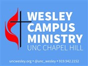 Have students coming to UNC Chapel Hill in the fall?  Connect them to UNC Wesley Campus Ministry!
