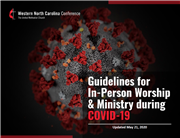 Phase Two Guidelines for In-Person Worship & Ministry During COVID-19