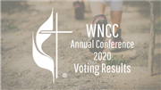 Annual Conference 2020 Voting Results