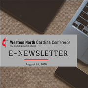 The Latest Edition of E-News - Back-to-School Message from Bishop Leeland, Dismantle Racism Town Hall, Website & Livestreaming Tips, and more