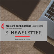 The Latest Edition of E-News - 30 Days of Anti-Racism, Update on Hurricane Laura Disaster Relief, and more