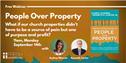 Fresh Expressions Free Webinar: People Over Property