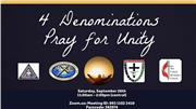 Leaders of UM Men will join men of African-American denominations for a day of prayer