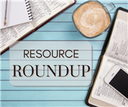 Weekly Resource Roundup