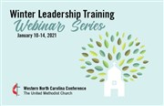 Winter Leadership Training Webinar Series