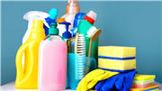 Cleaning Supplies Available from Mission Response Center