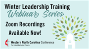 Zoom Recordings Now Available for Winter Training Webinar Series