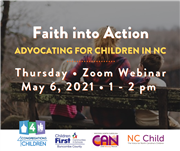 Faith into Action: Advocating for Children in NC
