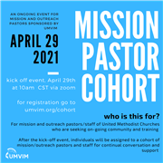 Mission Pastor Cohort