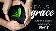 Means of Grace: Green Spaces in Ministry, Part 3